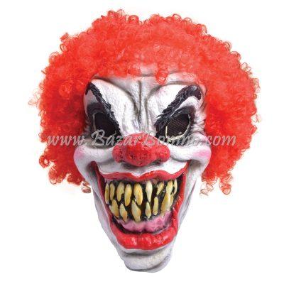 BM0461 - Maschera Clown Foam