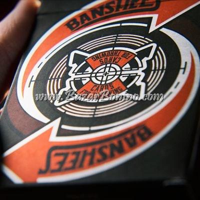 MV0015 - Mazzo Carte da Lancio Banshees Advanced