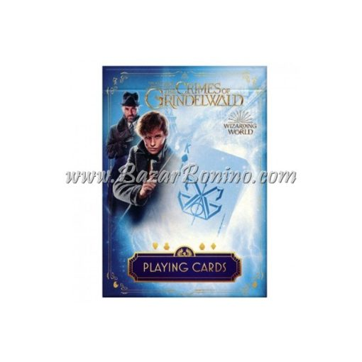 CM0010 - Mazzo carte Cartamundi Fantastic Beasts