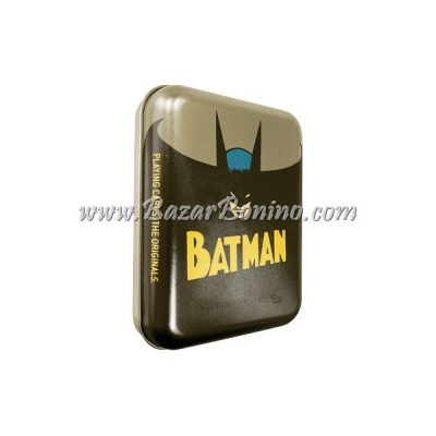 CM0040 - Mazzo carte Cartamundi Batman Tin Box