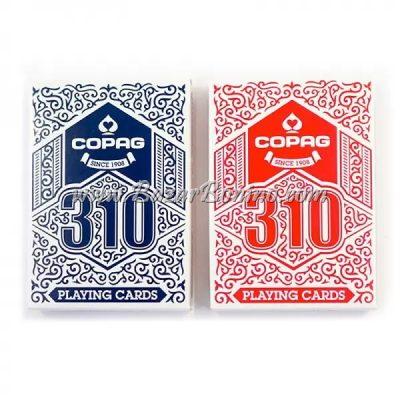 CM0110 - Mazzo carte Copag 310 Standard