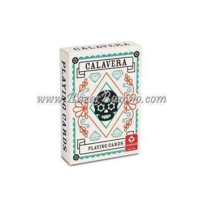 CM0120 - Mazzo carte Calavera