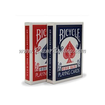 MB0002 - Mazzo carte Bicycle Rider Old Box