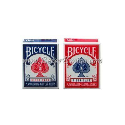 MB0002M - Mazzo carte Bicycle Mini