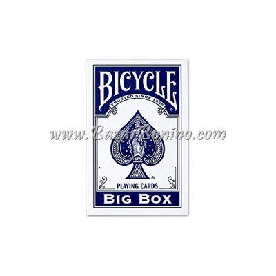 MB0002X - Mazzo carte Bicycle Big Box XXL