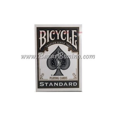 MB0004 - Mazzo carte Bicycle Standard Black