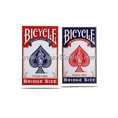 MB0006 - Mazzo carte Bicycle Bridge Size