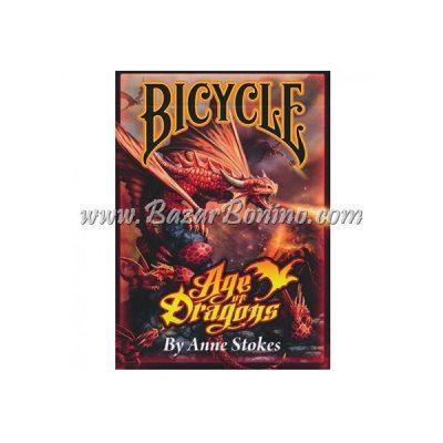 MB0007 - Mazzo carte Bicycle Age of Dragon