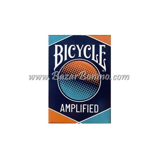MB0036 - Mazzo Carte Bicycle Amplified