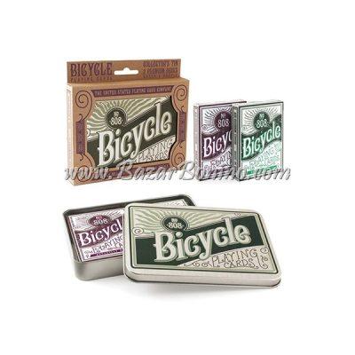 MB0042 - Mazzo Carte Bicycle Autocycle n. 1