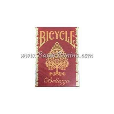 MB0101 - Mazzo Carte Bicycle Bellezza