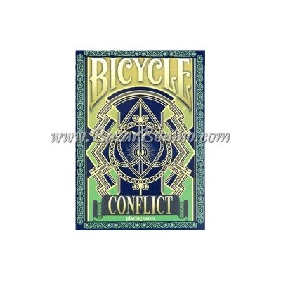 MB0141 - Mazzo Carte Bicycle Conflict
