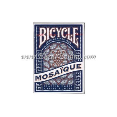 MB0212 - Mazzo Carte Bicycle Mosaique