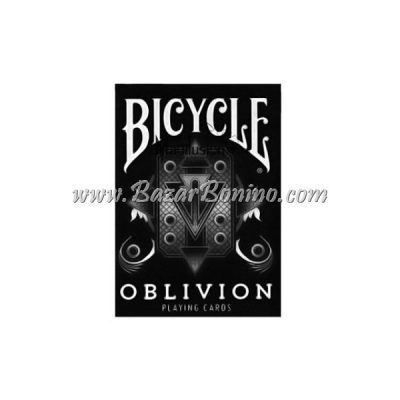 MB0219 - Mazzo Carte Bicycle Oblivion White