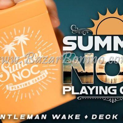 MBC090 - Mazzo Carte Noc Summer Edition