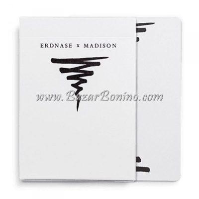 ME10 - Mazzo Carte Ellusionist Erdnase X Madison