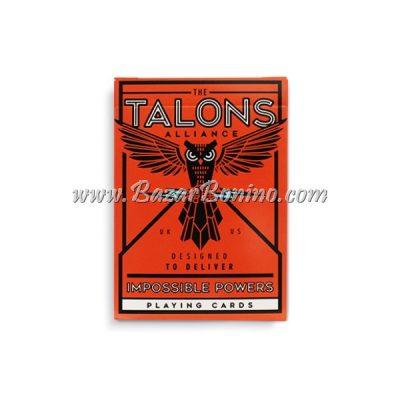ME45 - Mazzo Carte Ellusionist Talons
