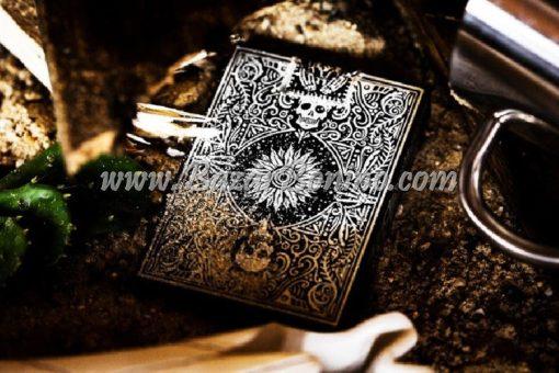 ME50 - Mazzo Carte Ellusionist Disparos Silver
