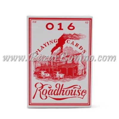 ME60 - Mazzo Carte Ellusionist Roadhouse