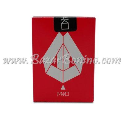 MG040 - Mazzo Carte Mako Limited Edition