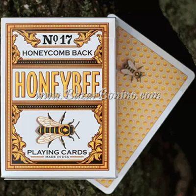MP020 - Mazzo di Carte Honeybee V2 Giallo