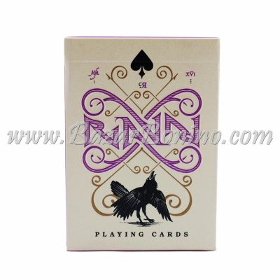 MS020 - Mazzo Carte Ravn Purple Haze