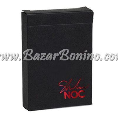 MSL020 - Mazzo Carte Noc Shin Lim Limited Edition