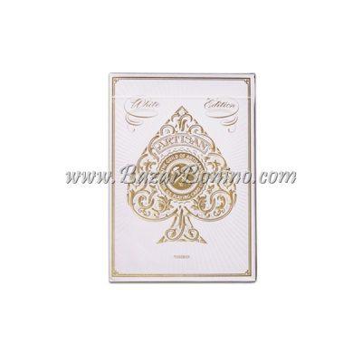 MTY011 - Mazzo Carte Artisan White Deck by Theory 11
