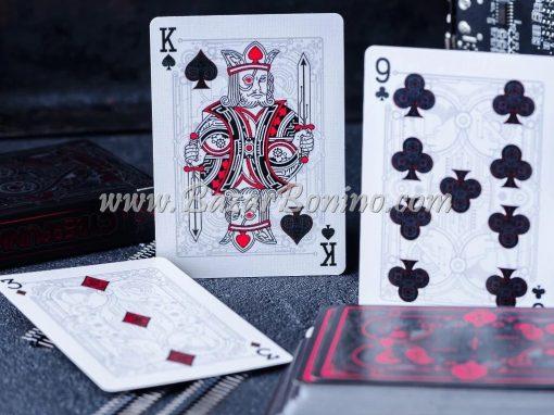 MV0035 - Mazzo carte Cyberpunk Red by Elephant P.C.
