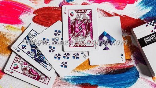 MV0140 - Mazzo Carte Binary