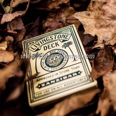 MV0145 - Mazzo Carte Livingstone