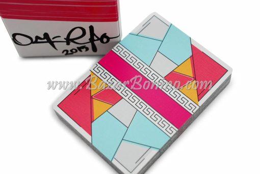 MV0165 - Mazzo Carte Red Stripe