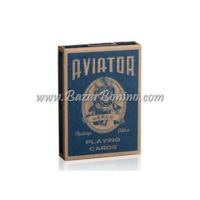 MV0181 - Mazzo Carte Aviator Heritage