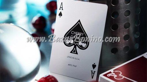 MV0300 - Mazzo Carte Cherry Casino Reno Red