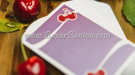 MV0330 - Mazzo Carte Cherry Casino Desert Inn Purple