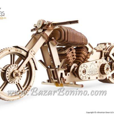 Ugears Bike VM-02 Mechanical Model Kit