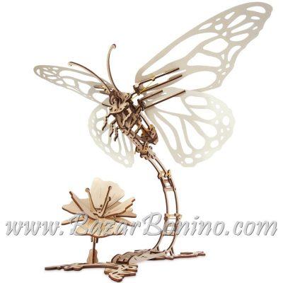 Ugears Butterfly Mechanical Model Kit