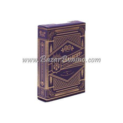 MTY004 - Mazzo Carte Monarchs Purple