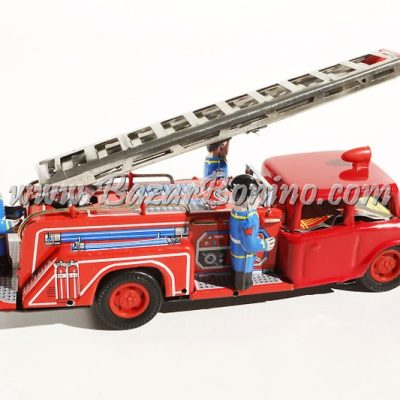 CR0085 - Carro Pompieri a Rastrelliera