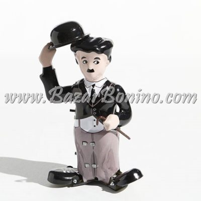 FP0025 - Charlie Chaplin in Latta a carica