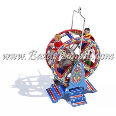 FY0002 - GIOSTRINA Panoramica Decorativa in Latta