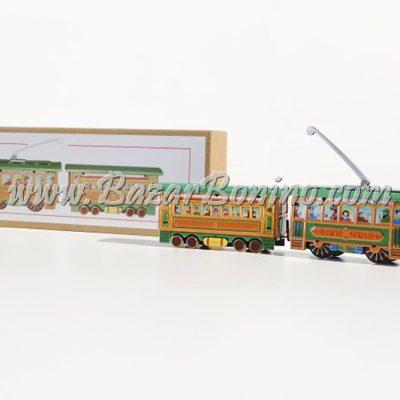 TN0220 - Tram con Vagone