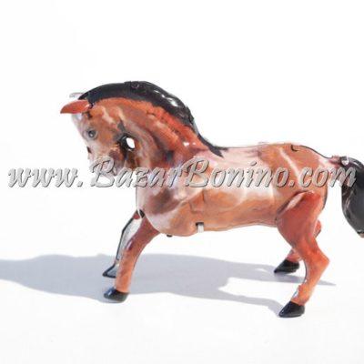 AS0530 – Cavallo Marrone in Latta