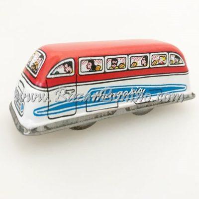 CR0018 - Bus Piccolo Ungherese con Chiavetta in latta