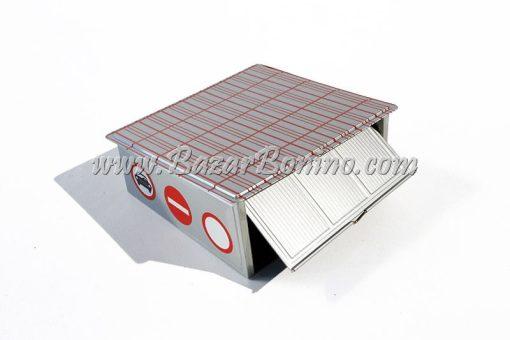 CR0086 - Garage con Segnali Stradali
