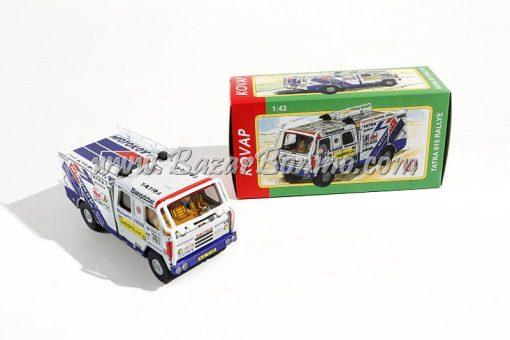 CR0088 - Camion Tatra 815 Paris-Beijing 95