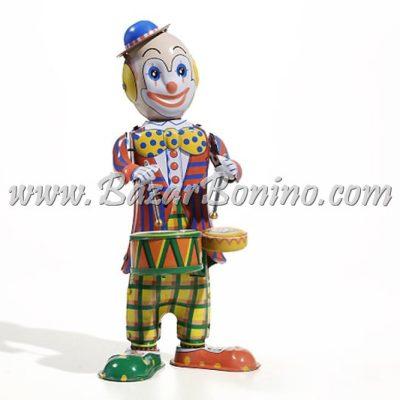 FP0130 - Clown Tambureggiante