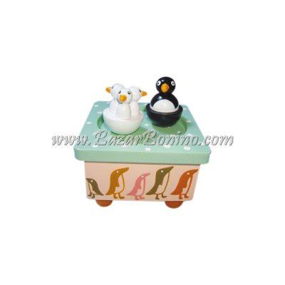 GC0060 - Giostra Carillon Pinguini