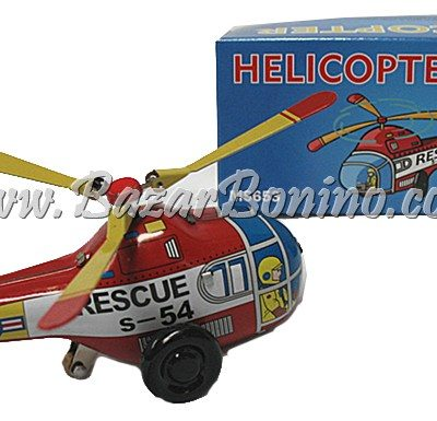 AN0130 - Elicottero Soccorso in Latta