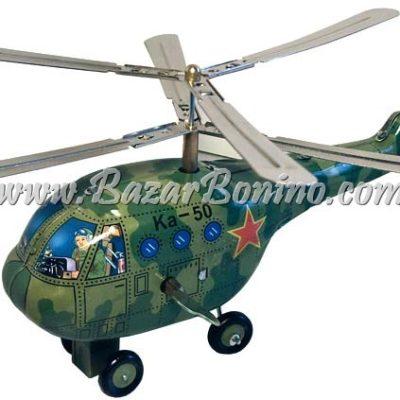 AN0140 - Elicottero Militare Bielica in Latta